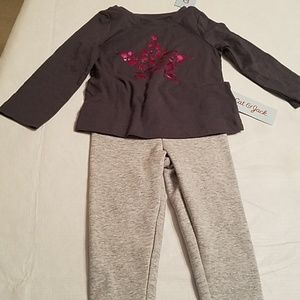 Shirt and pant set